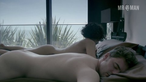 nude Tom bateman
