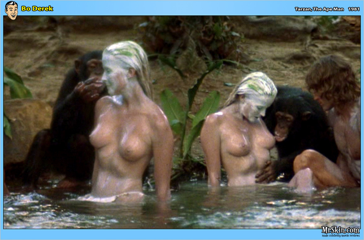 Bo derek full frontal nudity curious question