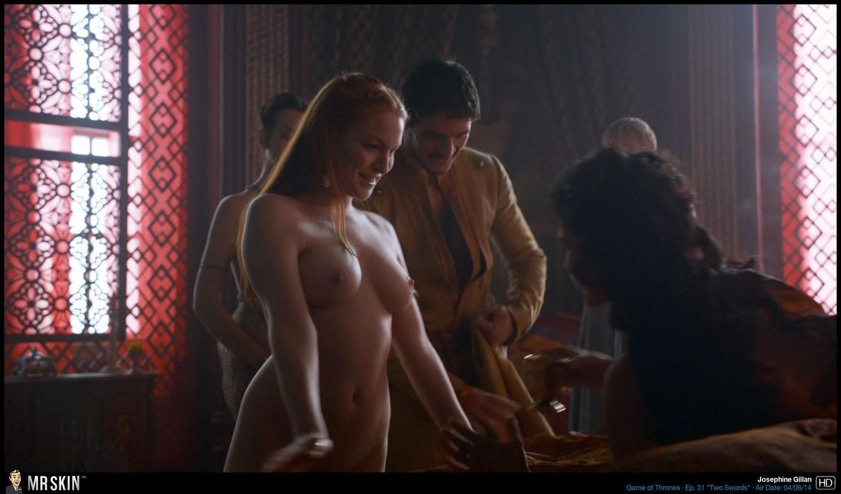 Game of thrones season 4 nudity