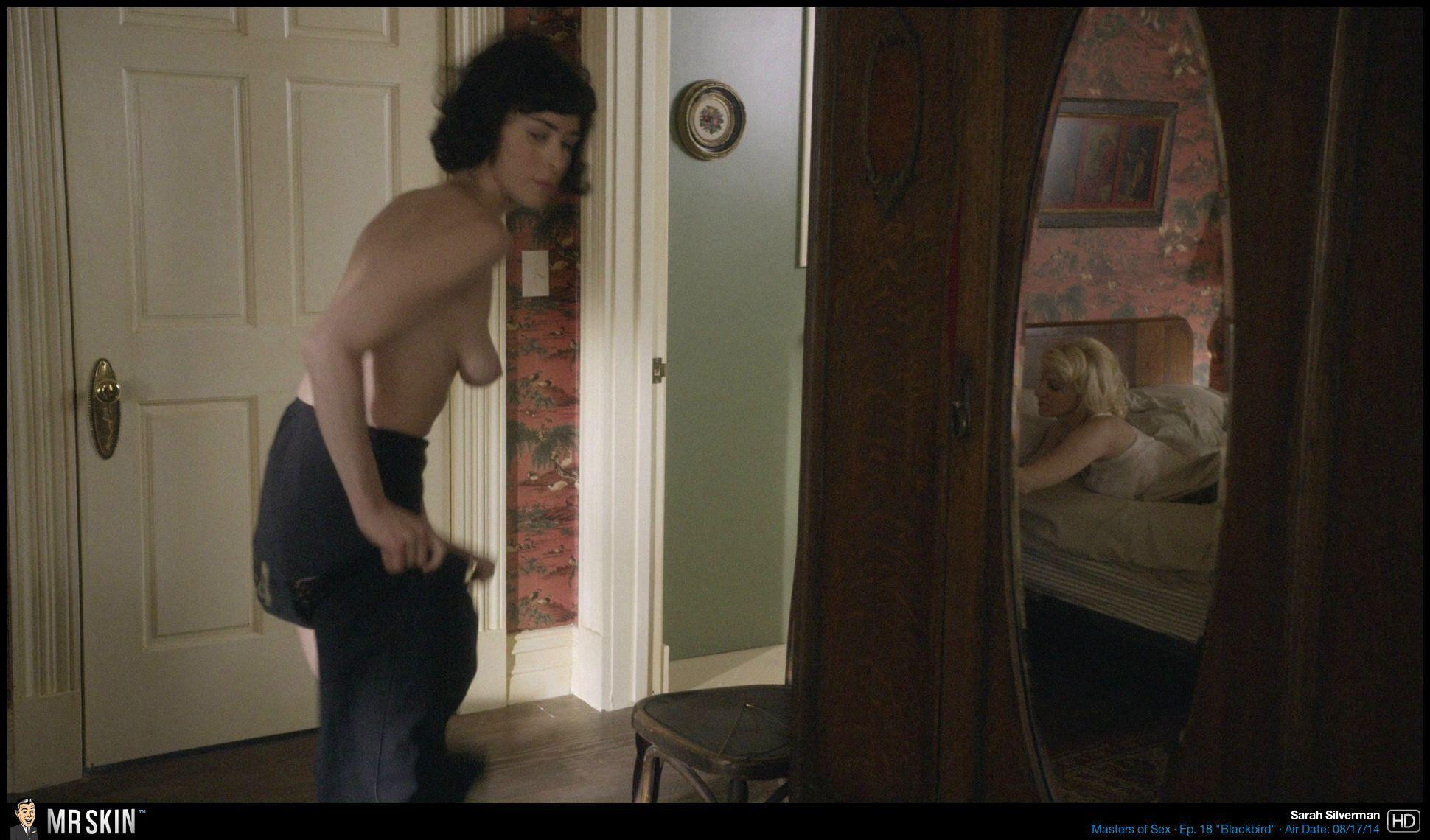 Movie Nudity Report Sarah Silverman In I Smile Back-6374