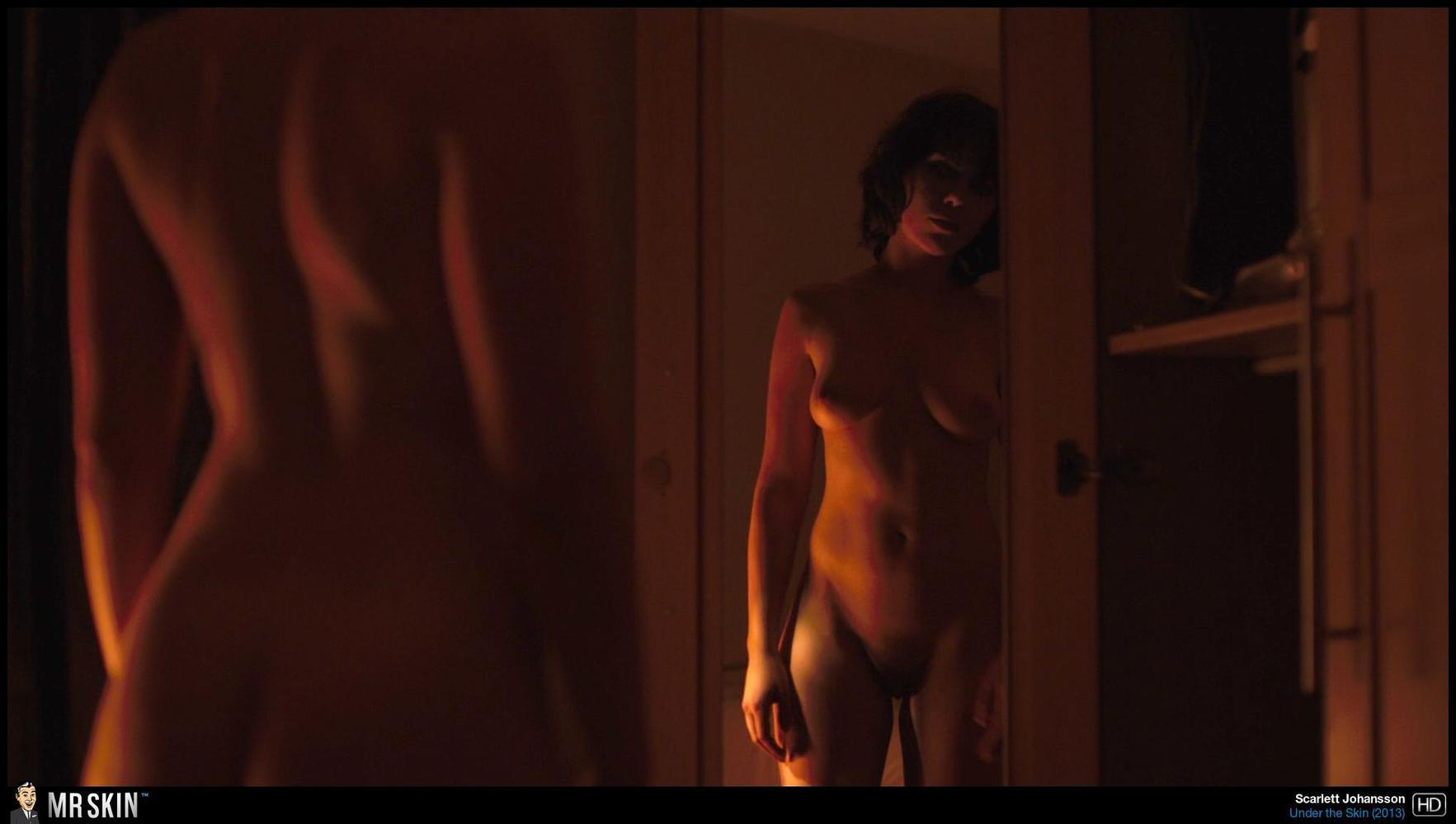 Girl with dragon tattoo nude scene