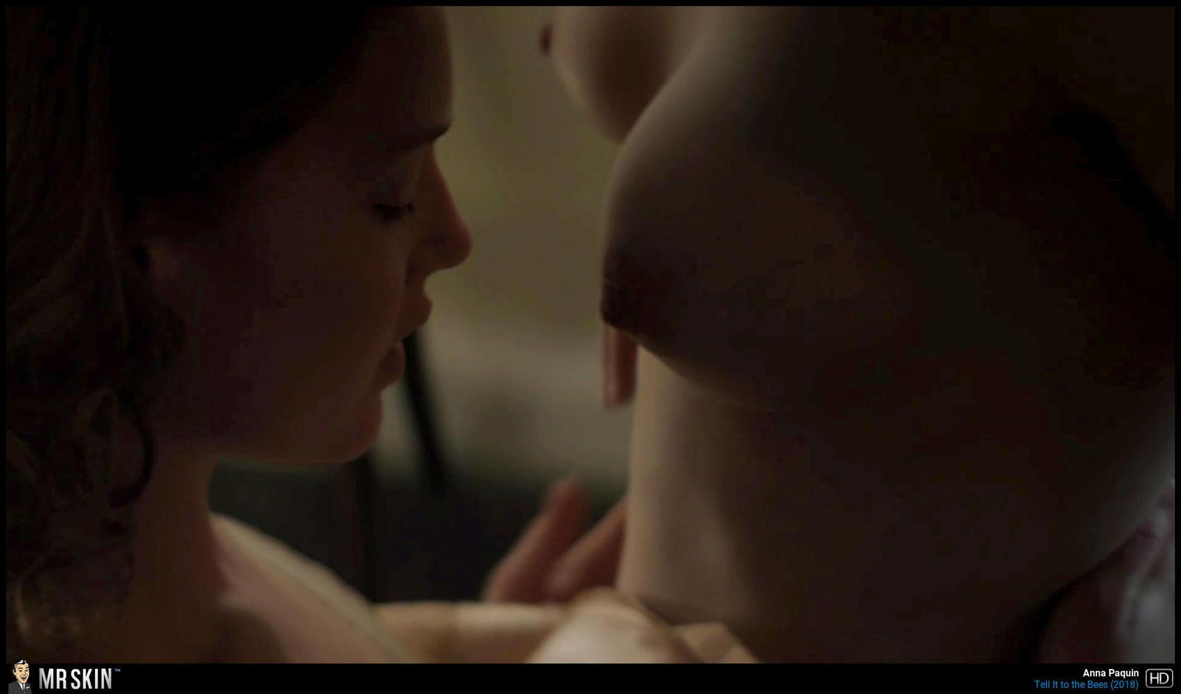 Lesbisk sex scener fra filmer