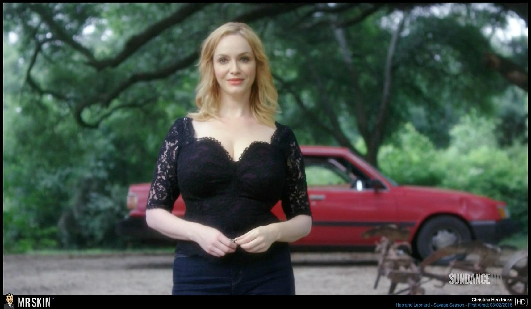 Heres A Christina Hendricks Appreciation Post Since She -9089