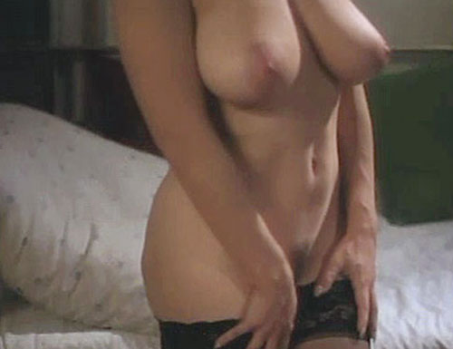 Leslie easterbrook private resort nude impossible