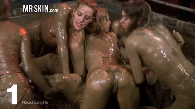 Top 5 Naked Catfights At Mr Skin-1977