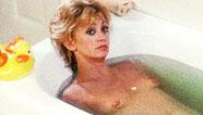 Goldie hawn in wildcats nude scene