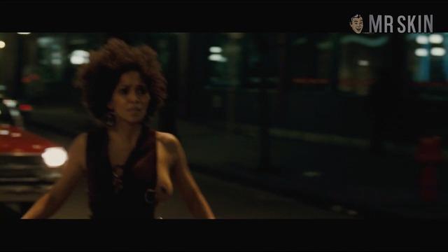 Halle Berry sex video lesbische machine spuiten