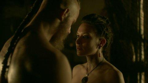 Idea Good Vikings tv show nude scene delightful