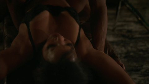 scene sex Garcelle beauvais