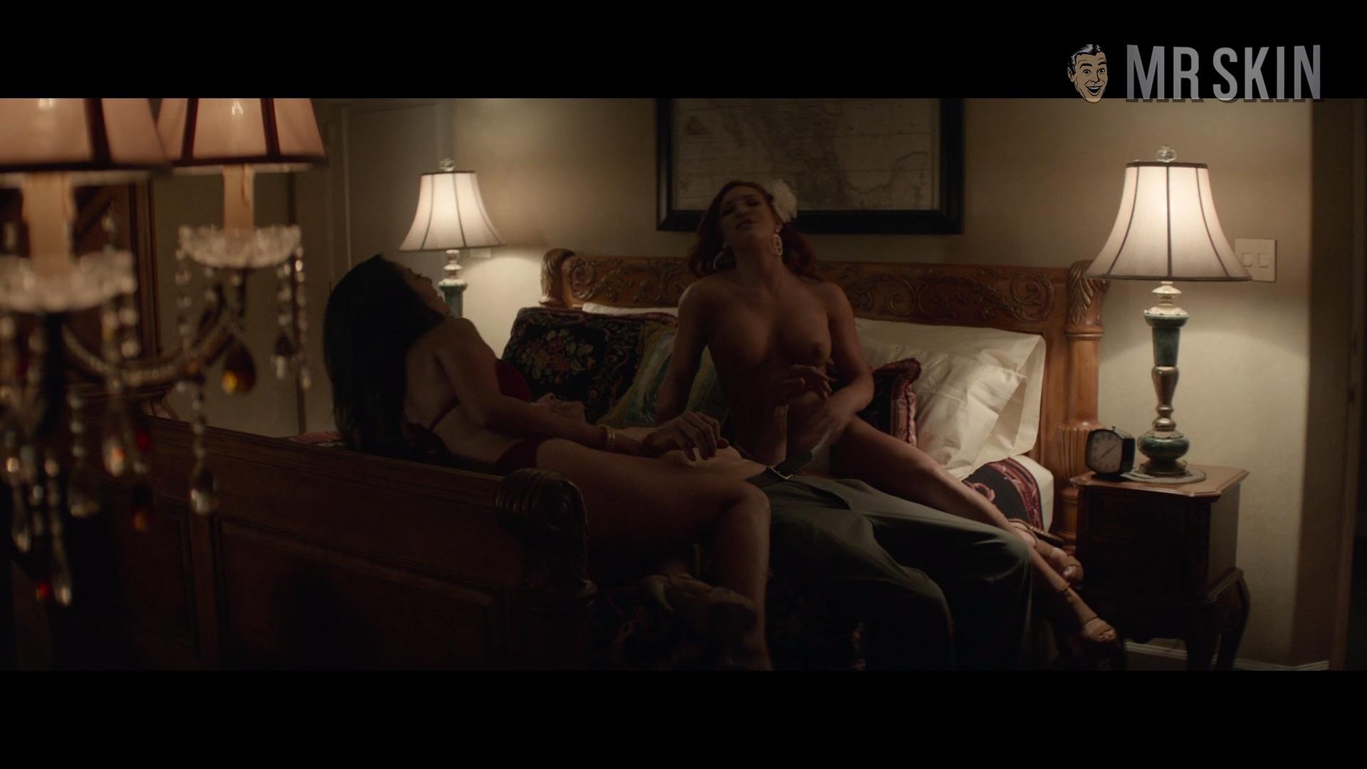 Celeb Ashley Nicole Horn Nude HD